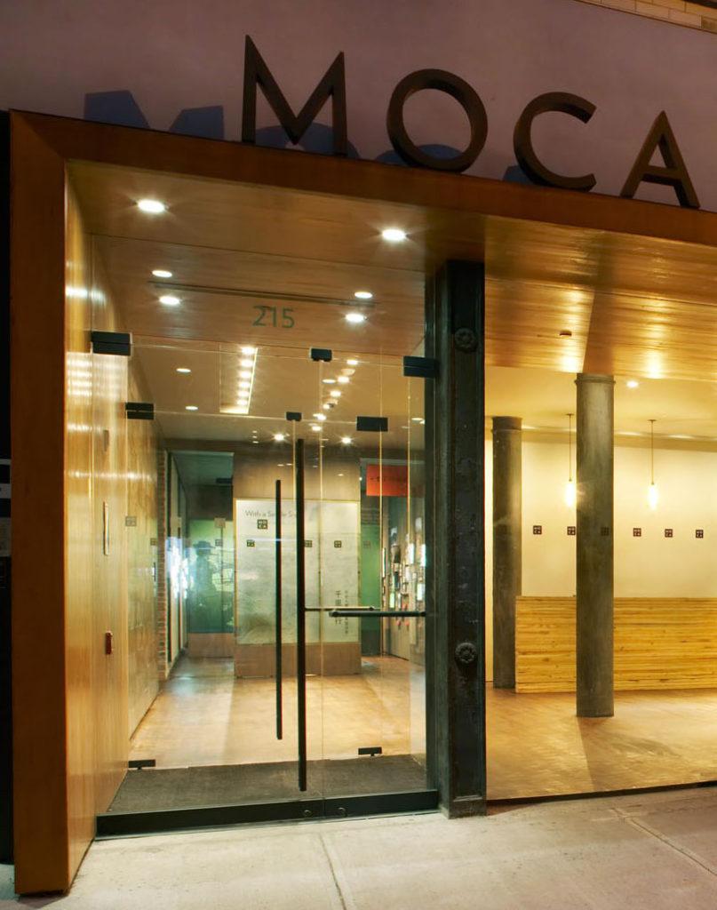 MOCA Door